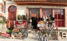 souvenirladen-basar-kruje