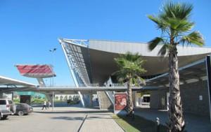 "Flughafen ""Mutter Tereza"" in Albanien"
